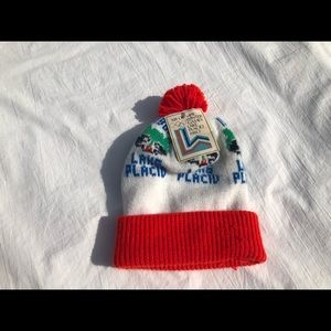 NWT Vintage 1980 Lake Placid Winter Olympics Hat